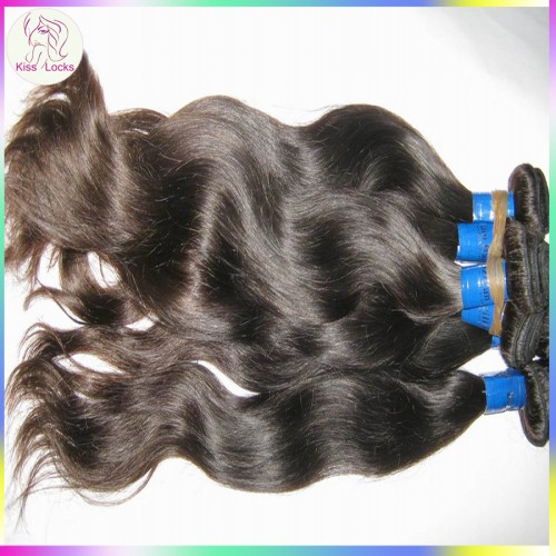 Most Natural Flawless Wavy Extension Virgin Body Waves Malaysian Hair 4 Bundles Great Deals for Braids Undyed